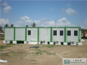 Mining Camp and Construction Site Accommodation and Office Container (shs-fp-camping023) pictures & photos
