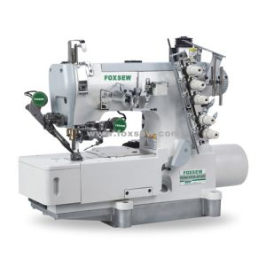 Flatbed Interlock Sewing Machine for Knit Wear pictures & photos