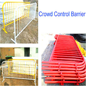 Paint Crowd Control Barrier (AS-588/professional/manufacture)