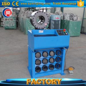 Ce ISO 1/8′′-2′′ Free Dies Finn Power Hose Crimping Machine