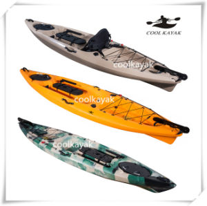 Newly Designed Fishing Kayak with Pedals and Rudder