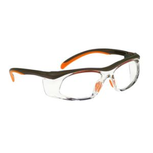 High Quality Fashion Clear Replaceable Lens Safety Glasses Ce