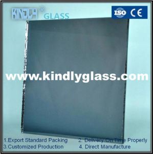 4, 5, 6mm Tempered Grey Mirror