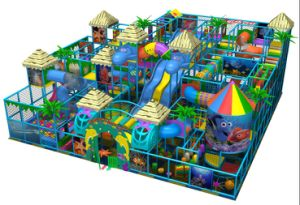2014 Latest Ocean Digital Playground Castle for Kids pictures & photos