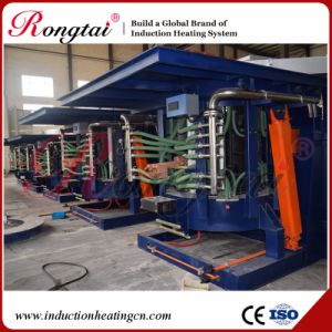 3t Medium Frequency Steel Melting Furnace pictures & photos