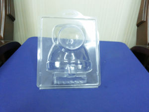 Clear Clamshell Box for Shower Head Plastic Packing Box for bathroom Head pictures & photos