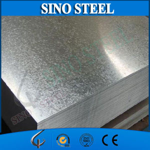 ASTM A653 Regular Spangle HDG Galvanized Steel Sheet Gi Sheet pictures & photos