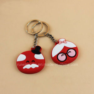 Cute Plastic Keychain for Key Decoration pictures & photos