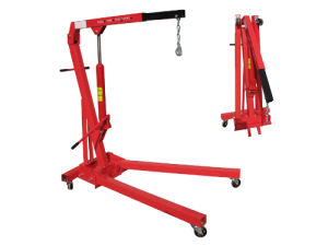 1ton Folding Shop Crane with Good Quality pictures & photos
