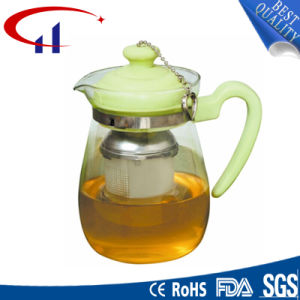 New Design, High-Quanlity and Best Sell Crystal Glass Teapot (CHT8001)