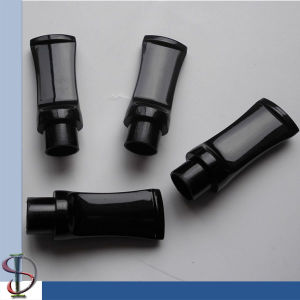 High Quailty Black Acrylic Tobacco Straight Pipestems