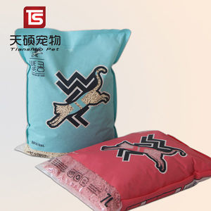2017 New Product Factory Directly Wholesale Best Quality Tofu Cat Litter 100% Nature
