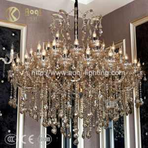 Crystal Chandelier Lamp (AQ50039-20+15+5+1) pictures & photos