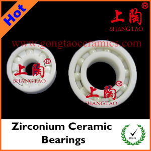 Zirconium Ceramic Bearing pictures & photos