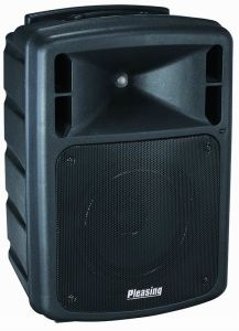 Power Speaker Portable Amplifier Sound System Professional