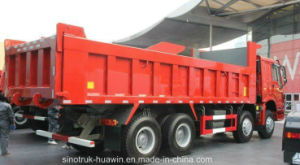 Sinotruk 40 Tons Tipper Truck pictures & photos