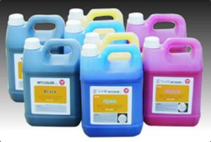 Xaar Eco Solvent Ink for Solvent Printers (XAAR382 Solvent Ink)