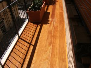 Garden Decking (CD-IV)