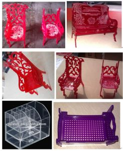 Wood Furniture Laser Cutting Machine pictures & photos