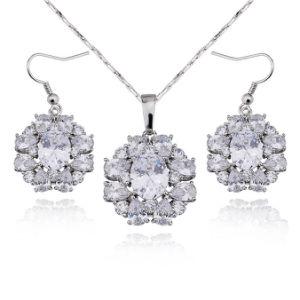 China 2018 Golden Plating Design Women Jewelry Sets China