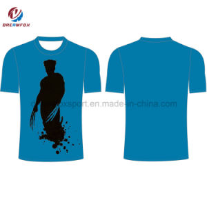 8ecd75915 China Cheap Sublimation Sportswear Custom Dry Fit T Shirt for Men ...