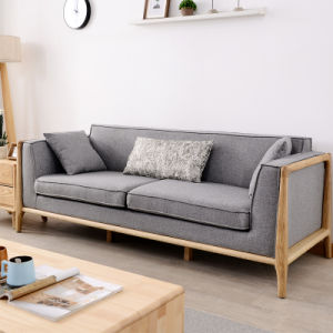 Modern Fabric Sofa Set Living Room Home Furniture