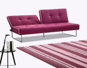 Separable Backrest Rose Modren Style Sofa