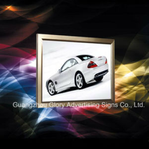 LED Menu Display Aluminum Snap Light Box pictures & photos