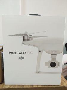 Dji Phantom 4 PRO Drone/Uav