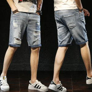 China New Fashion Denim Shorts Men High Quality MID Waist Casual ...