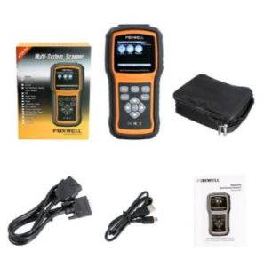 China Foxwell Nt520 PRO Multi-System Scanner Add Mercedes