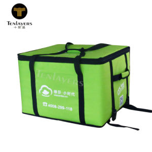 Insulated Ice Cream Cooler Carrier Bag