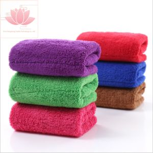 High Water Absorbent Cleaning Towel Microfiber Dish Kitchen Wash Towel