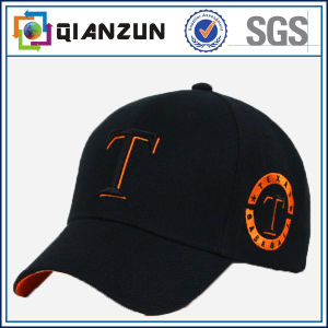 Cotton Baseball Caps 3D Embroidery Cap pictures & photos