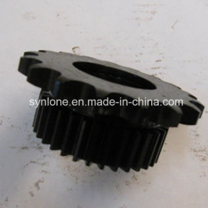 Precision Machined Spur Gear with Boiling Black Treatment pictures & photos
