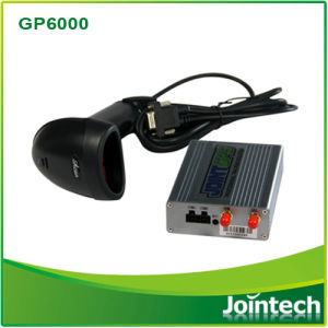 GPS Vehicle Tracker with Bar Code Scanner for Logistics Management Solution pictures & photos
