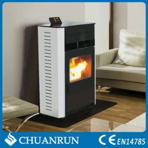 Indoor Wood Burning Stove/Pellet Fireplace with Boiler