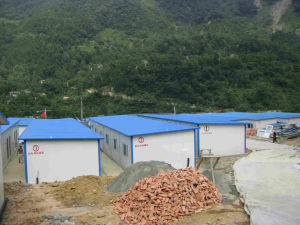 Modular House for Mining Camp, Labor Camp, Site Office, Dormitory pictures & photos