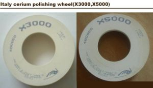 Glass Polishing Wheels X5000 X3000
