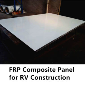 Gelcoat FRP Composite Panel for RV and Truck Body Comstruction pictures & photos