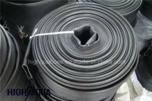 Rubber / PVC Layflat Hose Water Delivery Hose pictures & photos