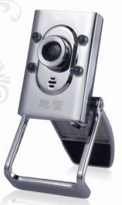 Fashion USB 2.0 Webcam for PC (V6)