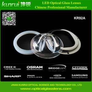 LED Glass Lens for High Power Street Light (KR92A)