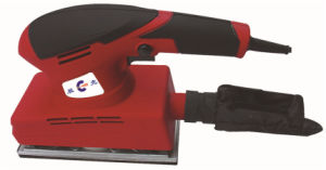200W Electric Mouse Sander, Sander for Curved Surfaces with Good Working