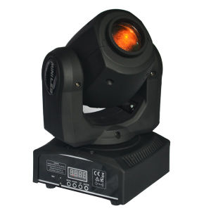 10W LED Mini Moving Head Spot Gobo Stage Light