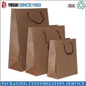 Professional Customized Paper Shopping Bag Hand Bag pictures & photos