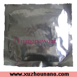 Titanium Nanopowder in 40nm Scale (22-40NP)
