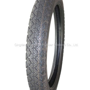 Front Use Motorcycle Tyre/Tire (2.50-17)