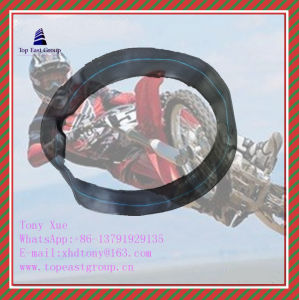 325-8, Butyl, Natural, Good Quality Motorcycle Inner Tube
