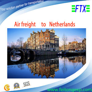 Air Freight From China to Amsterdam Netherlands